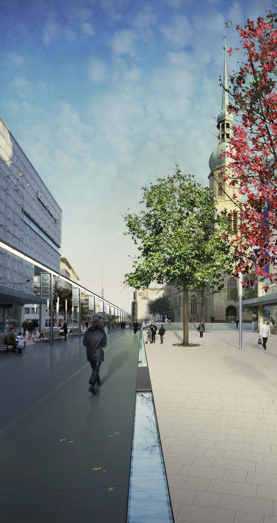©f+s Boulevard Kampstraße