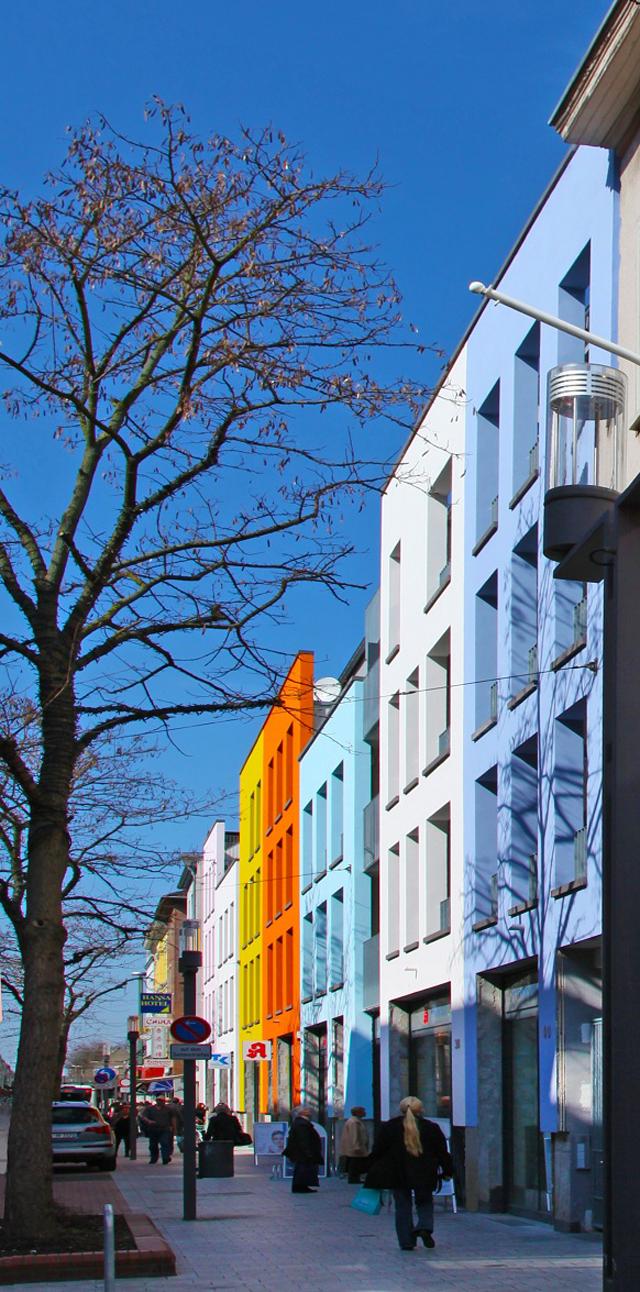 ©neusser bv 02 Wohn- und Geschäftshaus