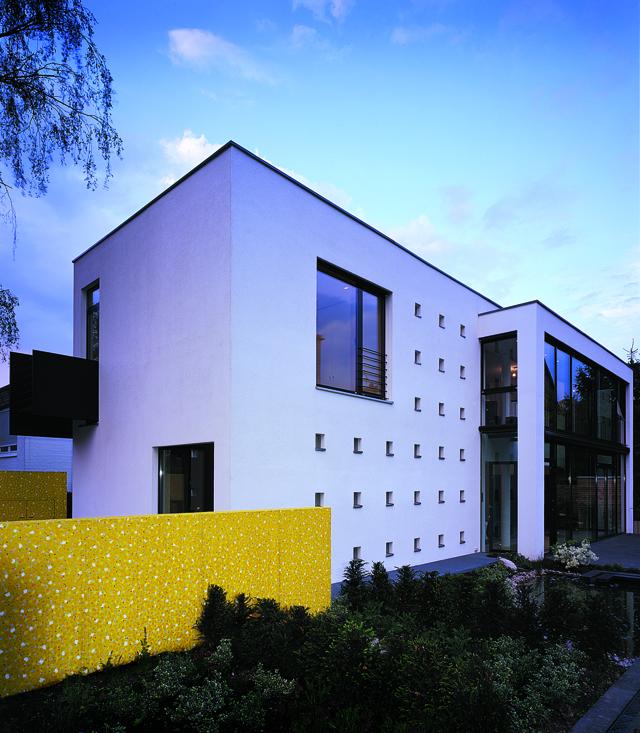 ©walbeck 02 Einfamilienhaus in Mörsenbroich
