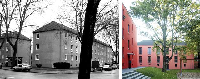 ©walbeck 02-Sanierung Wohnsiedlung