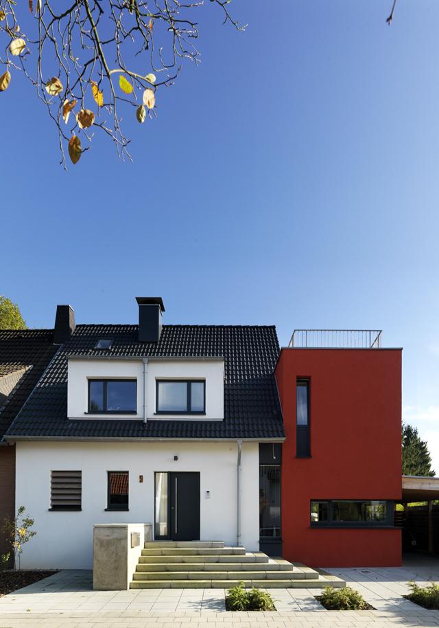 ©walbeck 02 Wohnhauserweiterung Gerresheim