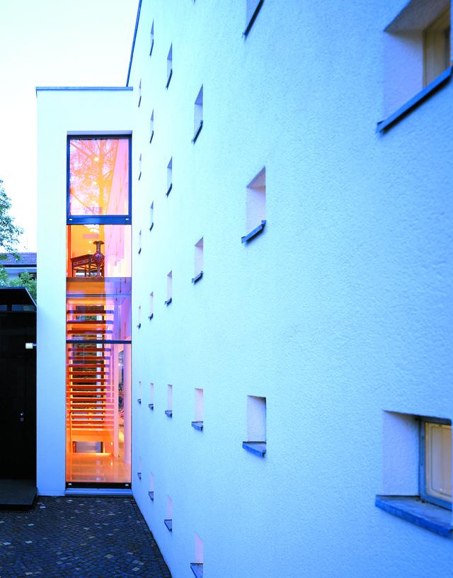 ©walbeck 03 Einfamilienhaus in Mörsenbroich