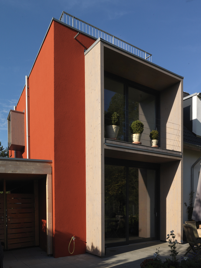 ©walbeck 03 Wohnhauserweiterung Gerresheim