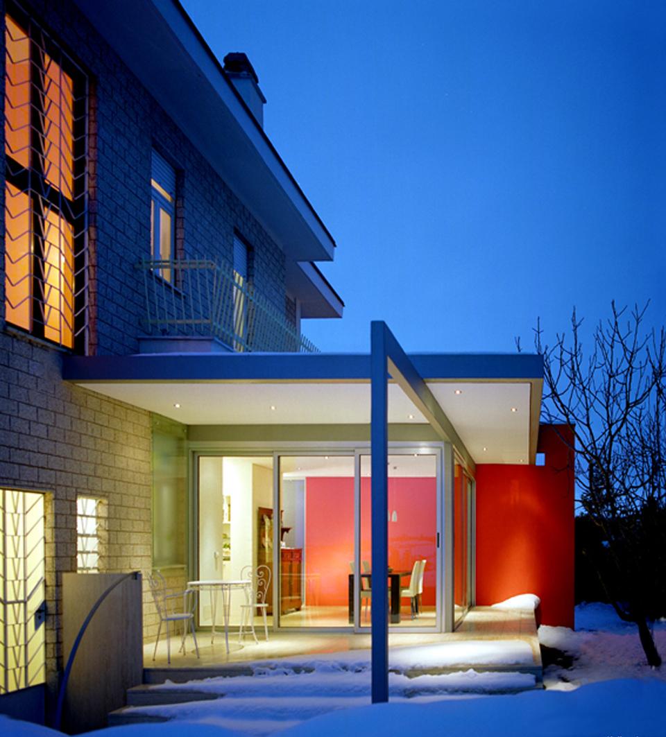 ©walbeck_02 Erweiterungsbau Casa Magherita