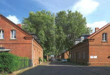 Arbeitersiedlung Eisenheim - Oberhausen
