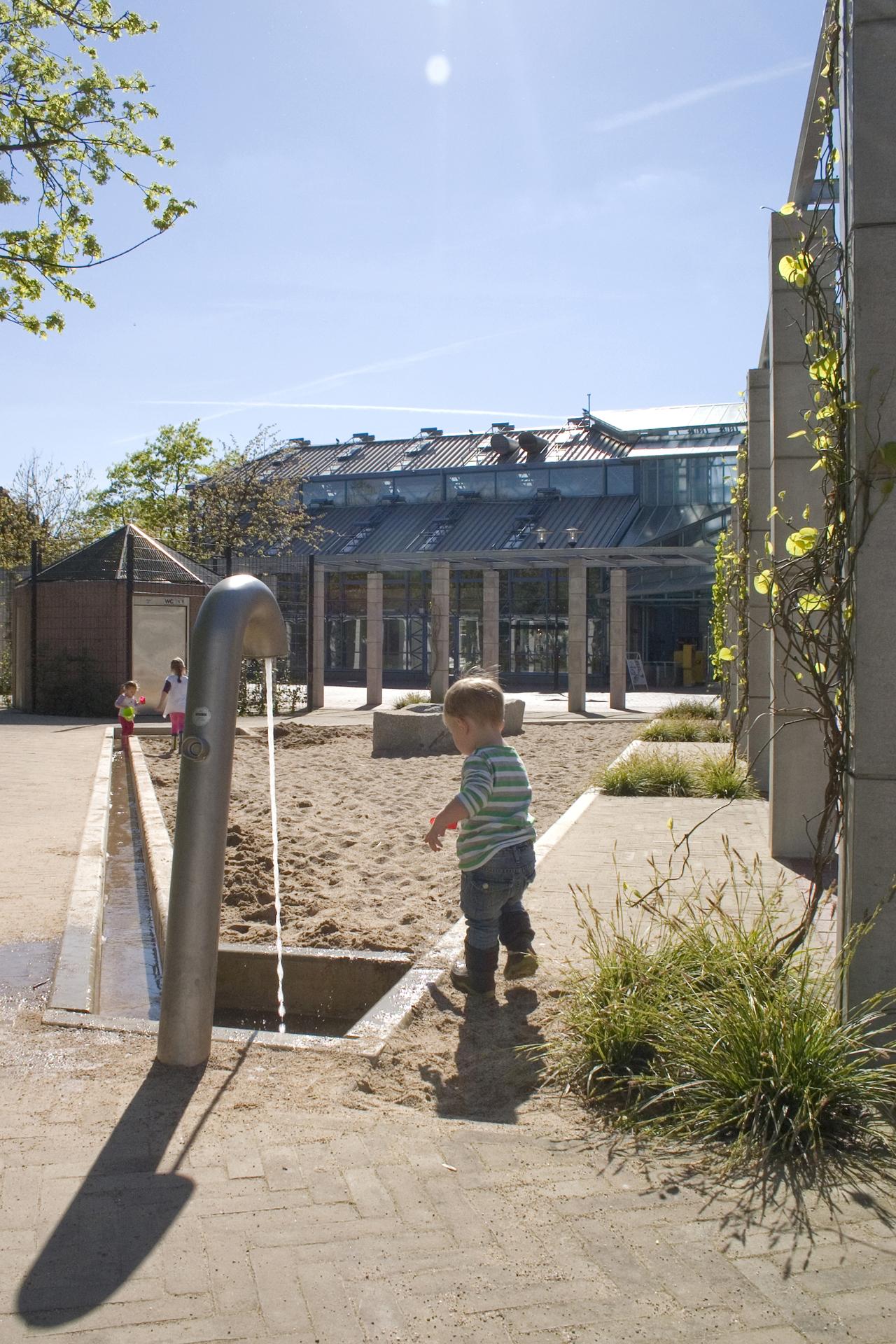 03 Leichlingen - Sand- und Wasserspielplatz
