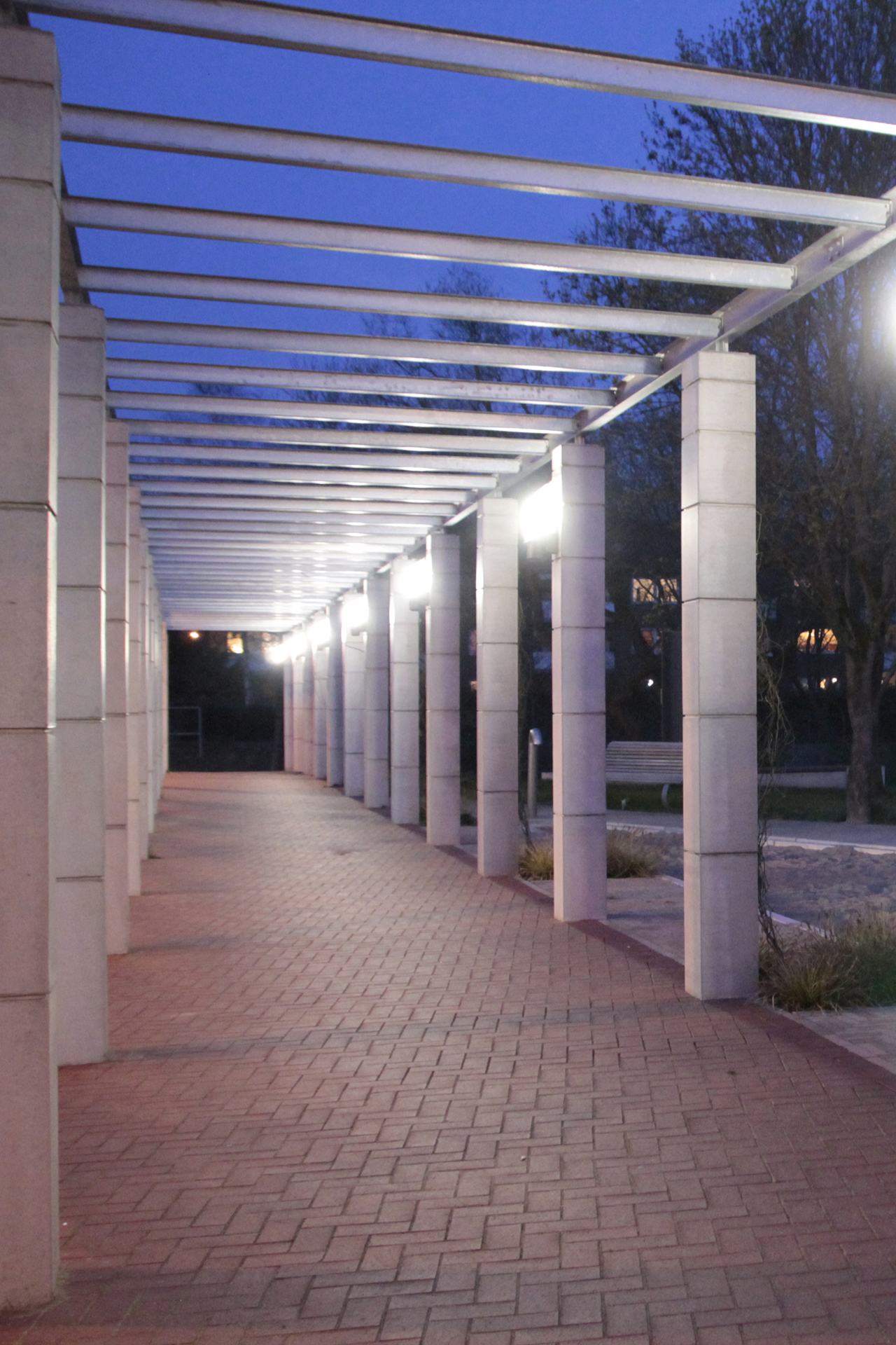 05 Leichlingen - Illumination Pergolaweg