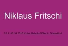 Ausstellung_Niklaus Fritschi