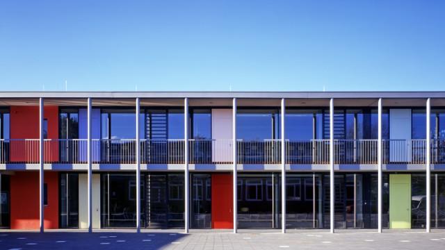 Aula und Schulerweiterung - Düsseldorf