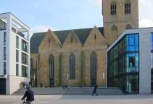 Kirchenumfeld St. Petri - Dortmund