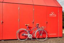 Fahrradhäuschen - Düsseldorf